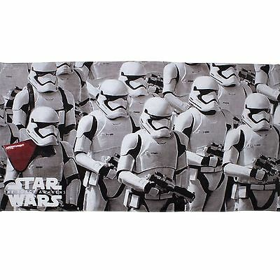 Star Wars Episode 7 Other Beach Towel 100% Cotton Childrens Towel Official New