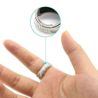 Finger Wide Ring Jewelry Guard Sizer Size Reducer Adjuster Tool Adjusters Sizers