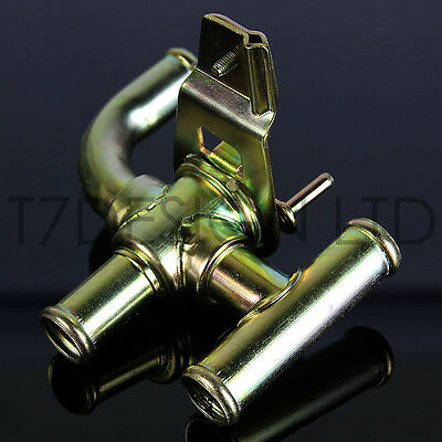 """16mm (5/8"""") Heater Control Valve - Pull to Bypass, Kit Car, Classic Car Taxi TX2"""