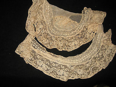 Old Antique Lace Collar