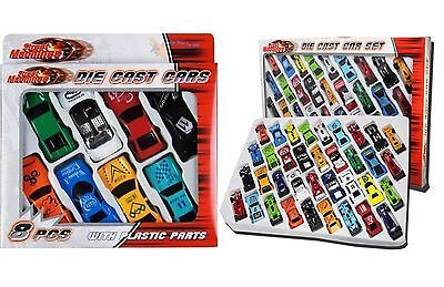 Choice of Kids DieCast Cars Gift Set F1 Racing Vehicle Play Boys Toy Brand New
