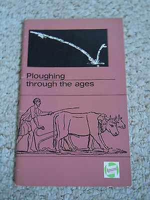 @Vintage Ploughing Through The Ages Book@