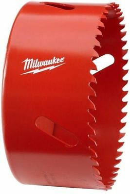 "Milwaukee Tool  3-3/4"" x 1-1/2"" Toothed Edge Hole Saw 49-56-3753"