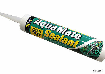 Professional Clear Aquarium Fish Tank Silicone Sealant Sealer pond vivarium