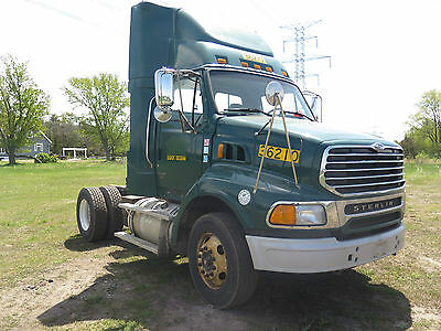 2007 Sterling A9500 Single Axle Day Cab 10 Speed 450HP Mercedes 918K Miles