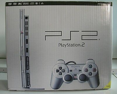 Playstation 2 Fat Silver  (Console Ps2 Sony)
