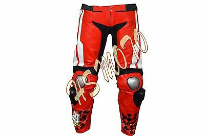 DUCATI Motorcycle Motogp Motorbike Racing Leather Pant