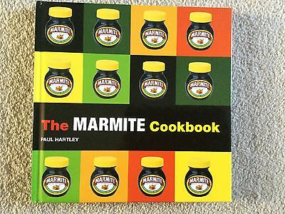 The Marmite Cook Book by Paul Hartley