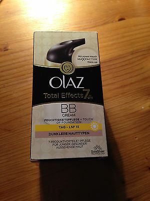 Olaz MaxFactor BBcream 7 in one