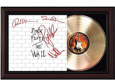 """Pink Floyd - The Wall Cherrywood Signature Display. """"M4"""""""