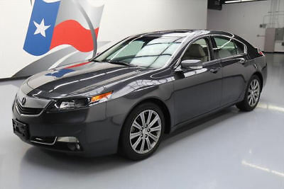 2014 Acura TL Base Sedan 4-Door 2014 ACURA TL SPECIAL EDITION HTD LEATHER SUNROOF 26K #000997 Texas Direct Auto