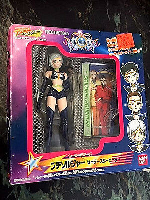 BANDAI Sailor Starlights Figurine Star (Healer) RARE with box anime moon