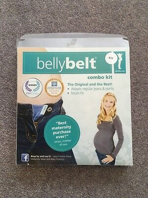 Maternity Prenatal Pregnancy Belly Belt Extensions