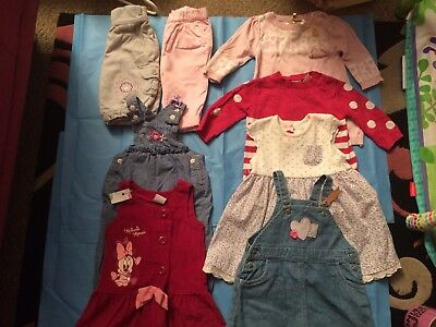 Baby Girl Bundle Of Clothes 0-3 Months