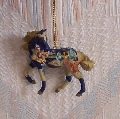 Trail Of The Painted Ponies Angels On High Christmas Ornament