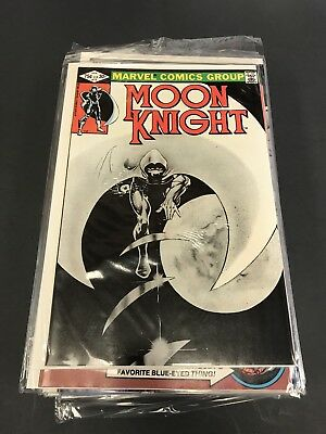 Moon Knight 1980 Complete Set - 1-38 - Marvel Comics  - Nice Clean Issues Vf/nm