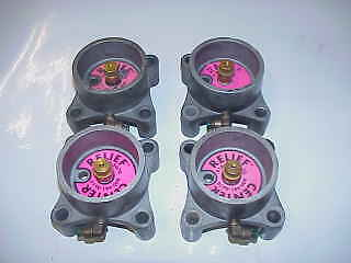 4 Sweet MFG Center Tire Air Pressure Reliefs / Valves for Wide 5 Hubs Late Model