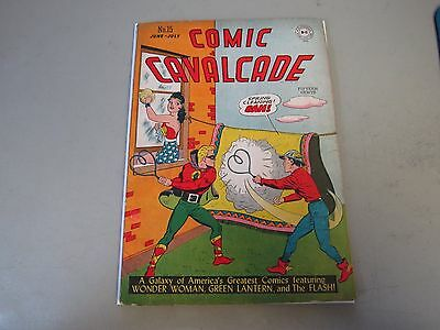 Comic Cavalcade #15 Comic Book 1946