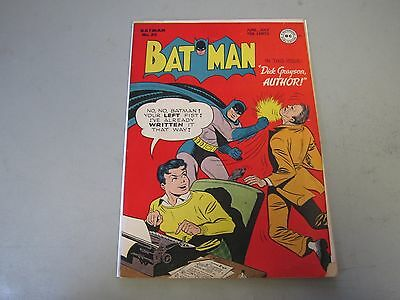 Batman #35 Comic Book 1946