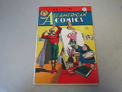 All American Comics #74 Comic Book 1946