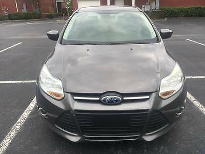 2012 Ford Focus  2012 Ford Focus low mileage (north Houston)