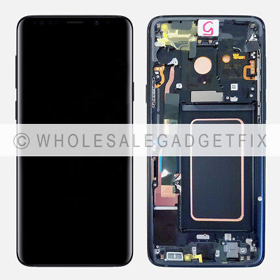 US LCD Screen Touch Screen Digitizer Replacement Parts For Samsung Galaxy Note 4