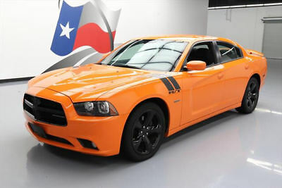 2014 Dodge Charger  2014 DODGE CHARGER R/T BLACKTOP HEMI HTD SEATS NAV 20'S #164702 Texas Direct