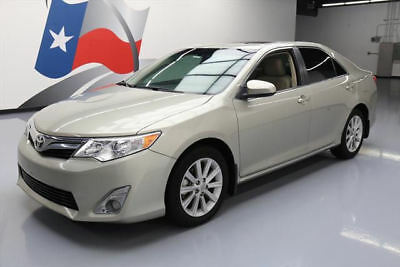 2014 Toyota Camry  2014 TOYOTA CAMRY XLE SUNROOF REAR CAM ALLOYS 25K MILES #386851 Texas Direct