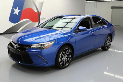 2016 Toyota Camry  2016 TOYOTA CAMRY SPECIAL EDITION SUNROOF REAR CAM 22K #569110 Texas Direct Auto