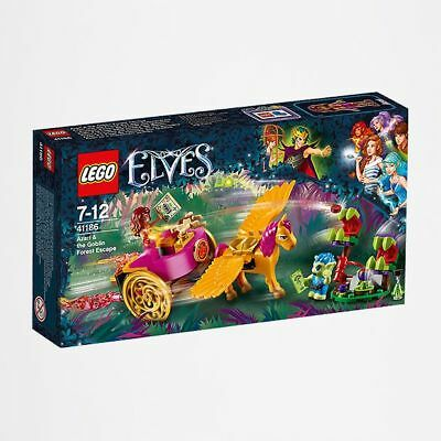 NEW LEGO Elves Azari & the Goblin Forest Escape 41186