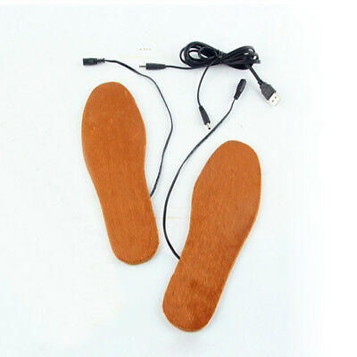 Powered Boots Usb Warm Electric Heated Insoles Feet 1 Keep For Pair