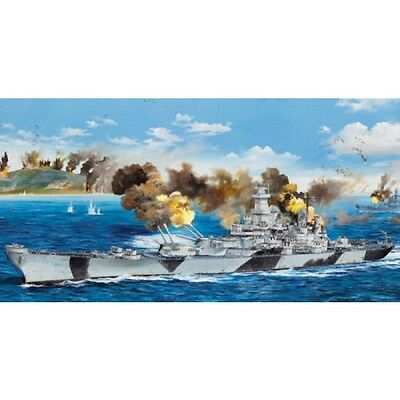 Trumpeter 1/200 USS Iowa BB-61 Plastic Model Kit Brand New