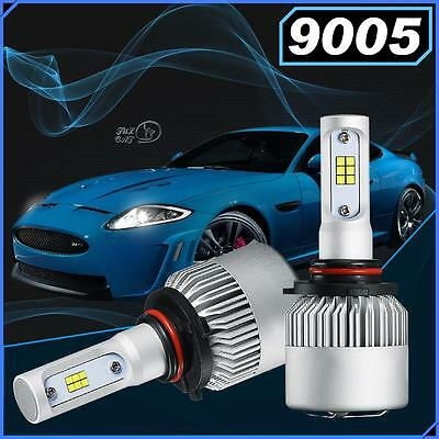 2X OSLAMP 9005 HB3 252W 25200LM LED Headlights Conversion Kits Light Bulbs 6000K