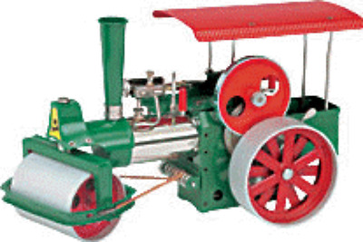 Wilesco D365 Steamroller Old Smoky with 230CC Brand New