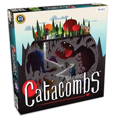 Catacombs Third Edition Base Game Board Game