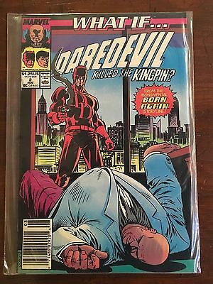 Marvel Comics What If Daredevil Killed Kingpin? #2 Born Again Storyline VF/NM