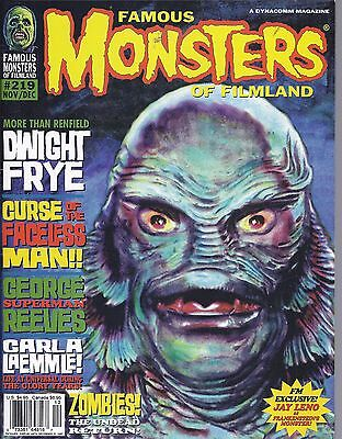 Lot of 2 Fantasy Magazines CREATURE FROM BLACK LAGOON Covers