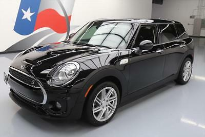 2017 Mini Clubman  2017 MINI COOPER S CLUBMAN PANO ROOF 6-SPD HTD SEATS 8K #B32284 Texas Direct