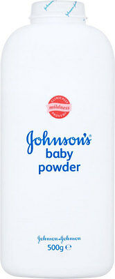 Johnson's Baby Powder (500g) FREE UK DELIVERY