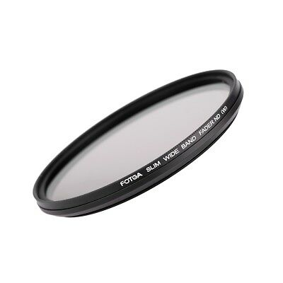Variable ND Filter Neutral Density ND2-ND400 46/49/52/55/58/62/67/72/77/82/86mm