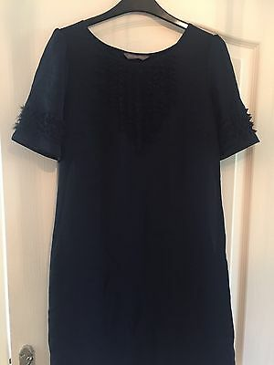 M&S Navy Dress Size 10