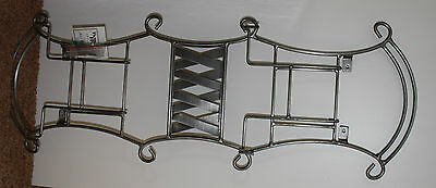 Better homes & gardens - Metall Teller Wand Rack., 4 St