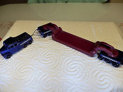 Matchbox, Scammel 6x6 Tractor, Pickfords, by Lesney, England