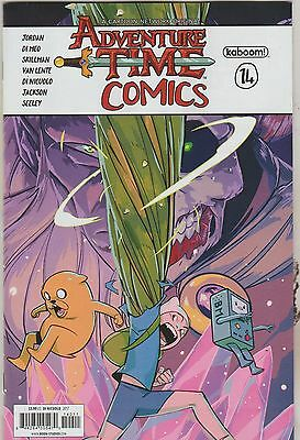 Kaboom Comics Adventure Time Comics #14 August 2017 1St Print Nm