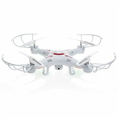 8GB X5C-1 HD Camera 2.4Ghz 6-Axis UAV RTF Quadcopter Drone UFO Gyro RC 2 Mode