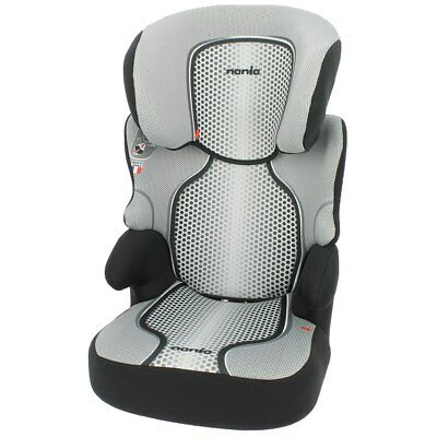 Befix SP Group 2 & 3 High Back Car Seat in Black/Grey