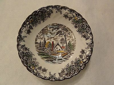 Rare Collectable Myott Bowl - The Brook