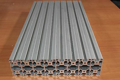 80/20 Inc T-Slot Aluminum 40 Series 40-4083-LITE Lot 122 (8pc)