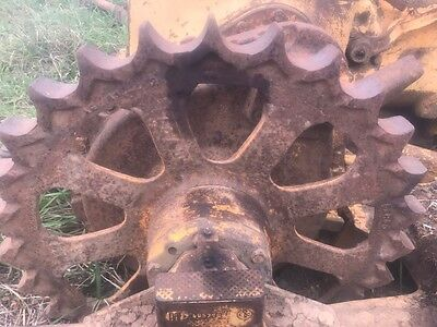 bulldozer sprockets Allis chalmers, Fiat