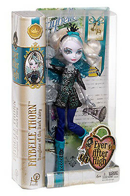 Ever After High Royal Faybelle Thorn Daughter Of The Dark King Doll Cdh56